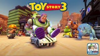 Toy Story 3: The Video Game - Buzz Goes to the Toy Box and Beyond (Xbox 360/Xbox One Gameplay)