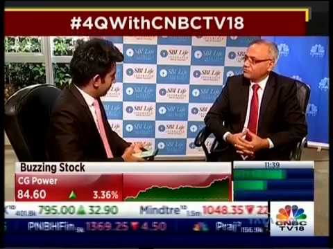 Mr. Sanjeev Nautiyal MD & CEO, SBI Life Insurance | CNBC Trading Hour - 27 April 2018