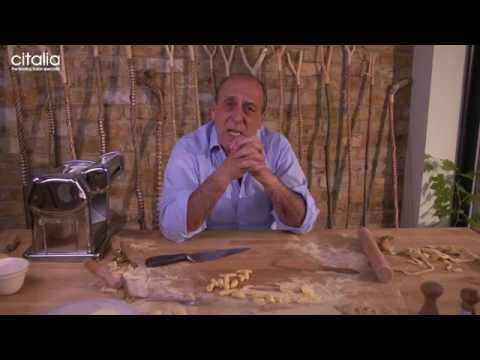 Learn How To Make Fresh Homemade Pasta With Gennaro Contaldo