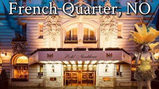 Hotel Monteleone Review | French Quarter New Orleans, LA