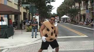 Can You Dance Like the Cookie Man Can?
