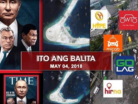 UNTV: Ito Ang Balita (May 4, 2018)