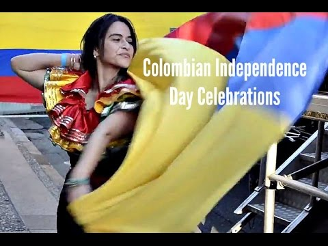Colombia Street Festival + Colombian Independence Day by Sarepa.com