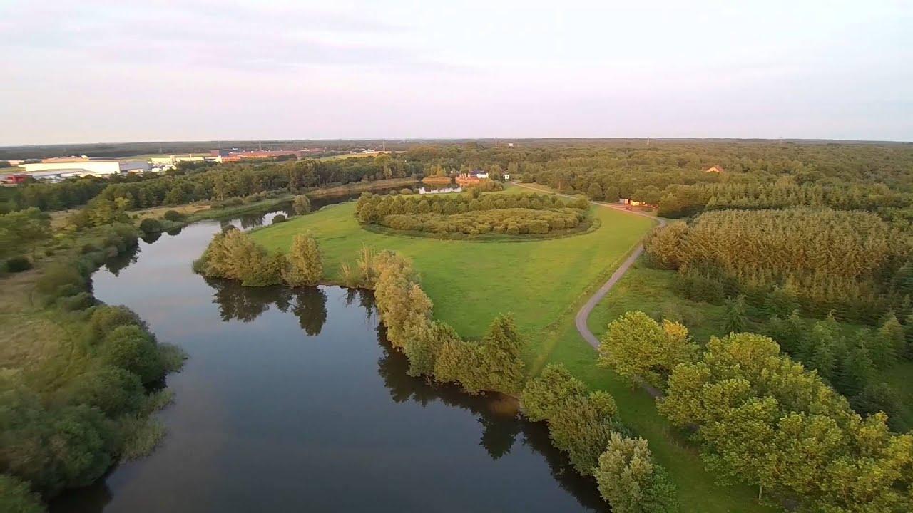 Bomenpark in Heesch gefilmd met Yuneec Typhoon Q500+