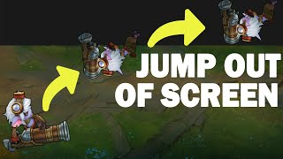 Tristana Tricks You DIDN'T KNOW About
