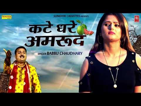Kate Dhare Amrood | कटे धरे अमरुद | Babbu Chaudhary | Jija Sali Rasiya | Dj Song | Rathore Cassettes