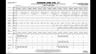 Stadium Jams - Vol. 11 arranged by Jay Bocook