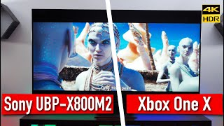Sony UBP-X800M2 4K UHD Player Unboxing & Setup