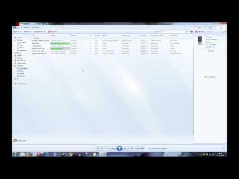 How to create Playlists on your Sony WALKMAN