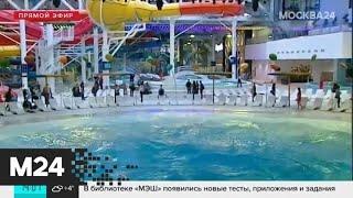 """Дворец водных видов спорта в """"Лужниках"""" откроется 17 ноября - Москва 24"""