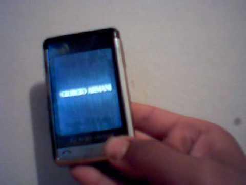 Samsung Giorgio Armani.mp4