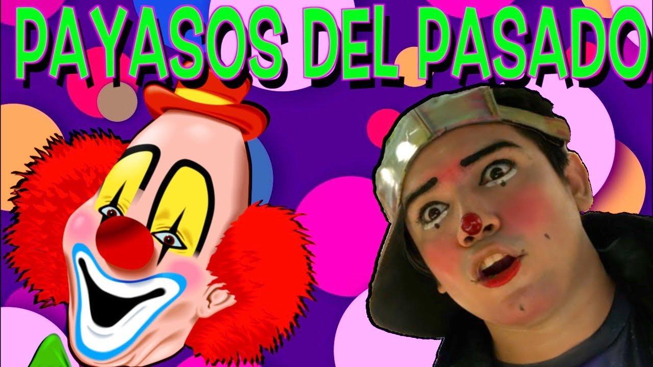 CONOCIMOS ALOS PAYASOS DEL PASADO // CARICATUTAS EL CLUB