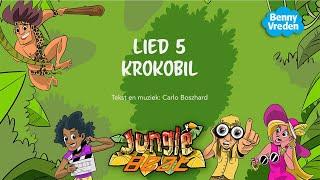 Krokobil - uit musical Junglebeat