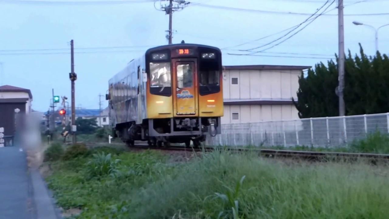 天竜浜名湖鉄道、掛川市役所前駅...