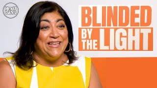 Director Gurinder Chadha Interview - Blinded By The Light