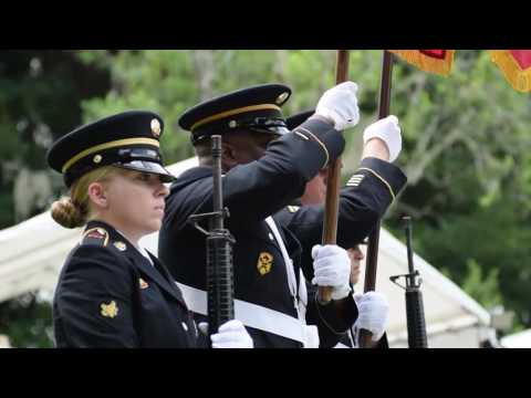 Memorial Day - Florida National Cemetery - Sumter County Tourism