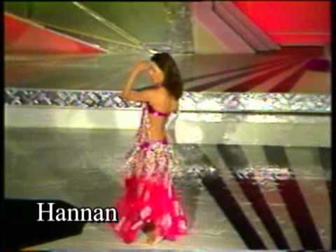 OLD IS GOLD VOL.I HANNAN EGYPTIAN BELLYDANCER FULL ROUTINE