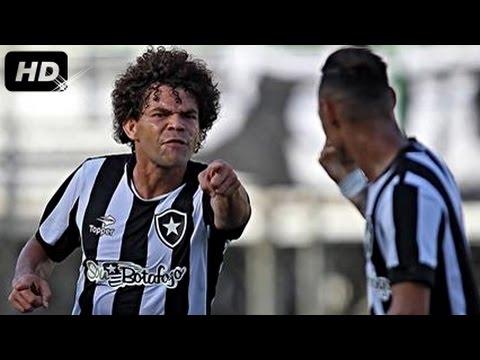 Gol de CAMILO !!! - Botafogo 2 x 1 Grêmio - Melhores Momentos - Brasileiro 2016