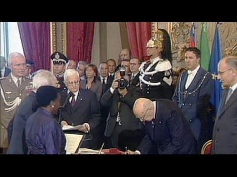 Italien: Vize-Präsident sorgt für Skandal