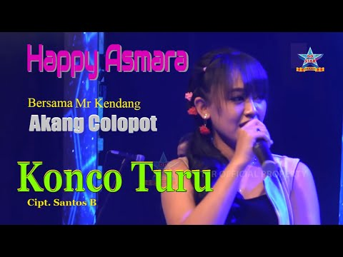 Happy Asmara - Konco Turu [OFFICIAL]
