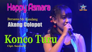 Video Happy Asmara - Konco Turu [OFFICIAL] download MP3, 3GP, MP4, WEBM, AVI, FLV Juni 2018