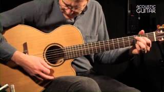 Takamine P3FCN Review from Acoustic Guitar