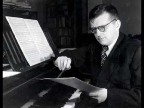 Shostakovic - Preludes op. 34 - Grigori Zhislin & Frida Bauer