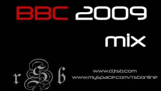 RSB - Boston Bhangra Competition 2009 Official Mixtape MIX