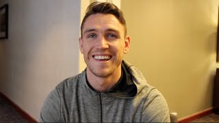 CALLUM SMITH - 'IM 100% CONFIDENT I CAN STOP JAMES DeGALE & BADOU JACK!!. IM READY AN WAITING TO GO'