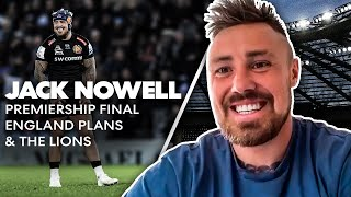 Jack Nowell Talks Premiership Final, England Ambitions & The Lions | Rugby Reclined