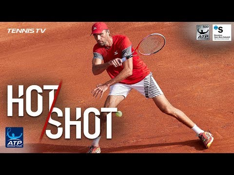 Big Ivo Chases Down Everything In Barcelona Hot Shot 2018