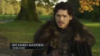 Game of Thrones: Season 2 - Character Feature - Robb Stark (HBO)