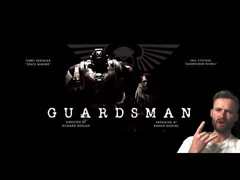 GUARDSMAN 2018 - Reaction!!