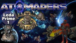 Atomaders - Leda Prime 1