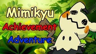 Mimikyu Achievement Adventure!! Roblox.