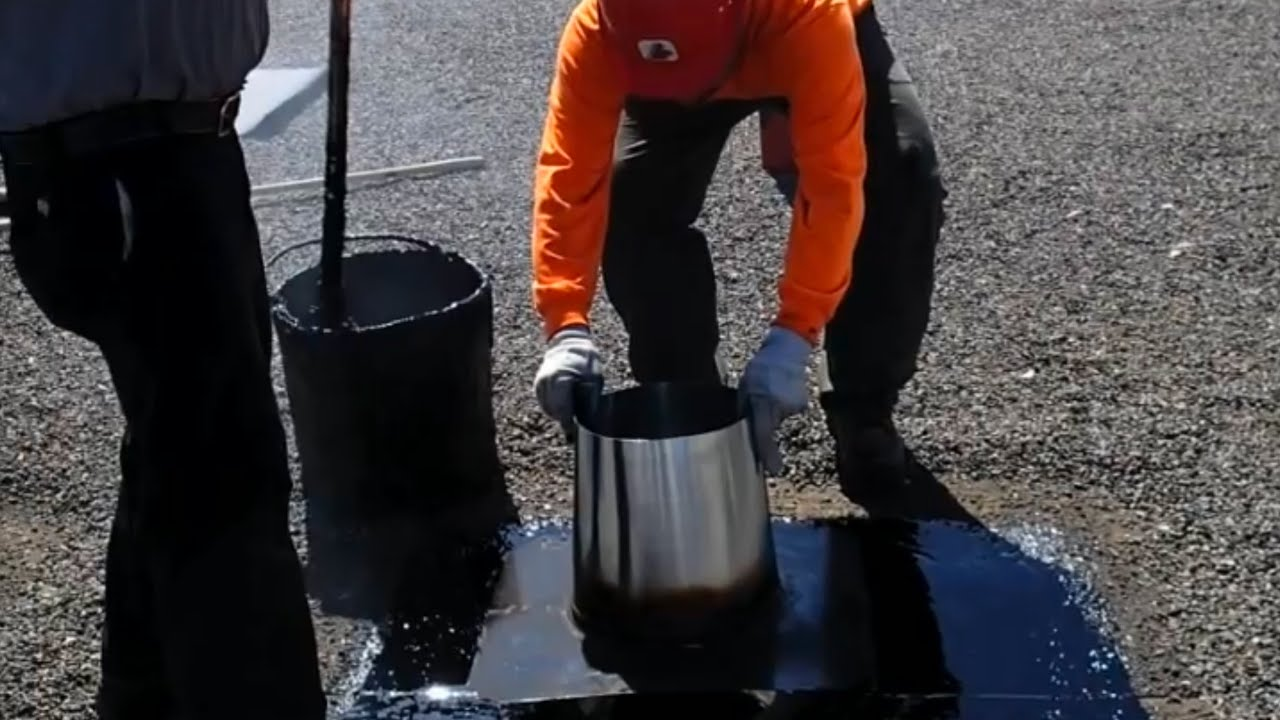 Atlas Apex Roofing Inc.   Cone Install In 4 Ply And Hot Asphalt
