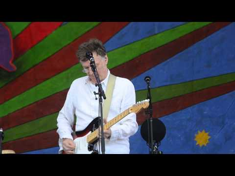 Steve  Winwood at New Orleans Jazz Fest 2015 05-03-2015 Can't Find My Way Home