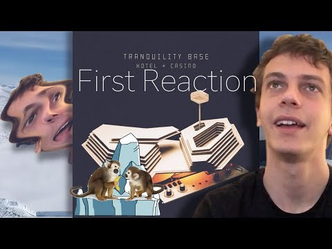 First Reaction To Some Arctic Monkeys- Tranquility Base Hotel & Casino (+ Review)
