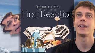 Baixar First Reaction To Some Arctic Monkeys- Tranquility Base Hotel & Casino (+ review)
