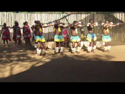 Swaziland dancers
