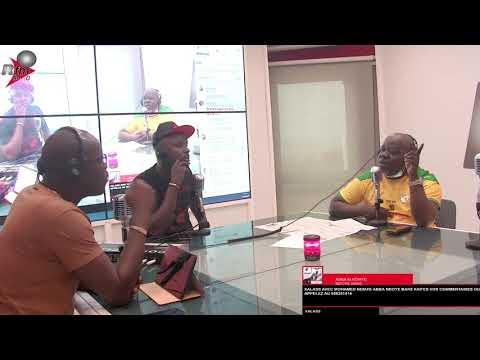 #XALASS RFM - Pr : ABBA NO STRESS - MAMADOU MOUHAMED NDIAYE - NDOYE BANE - 09 JUIN 2021