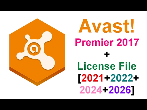 avast antivirus 2015 license file