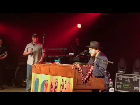 Gavin DeGraw - A Change Is Gonna Come (Sam Cooke cover)  - Starland Ballroom 10.17.2016