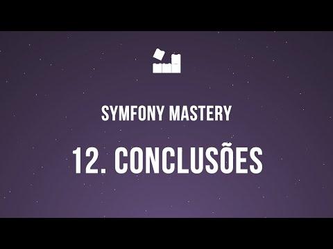 Vídeo no Youtube: Symfony 5 Mastery - M2 | 12. Concluindo Módulo