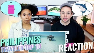 Philippines Top 10 ✈️ (Travelers Paradise) | REACTION
