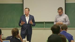 Building Networks - Dr. Andrew Urich and Joe Eastin