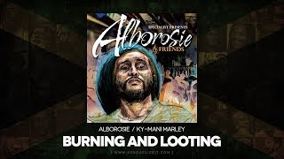 Alborosie feat. Ky-Mani Marley - Burning And Looting (Greensleeves Records) June 2014