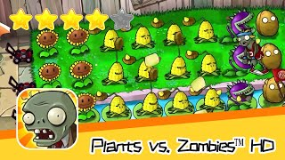 Plants vs  Zombies™ HD Adventure 2 Pool 04 Part 2 Walkthrough The zombies are coming! Recommend inde