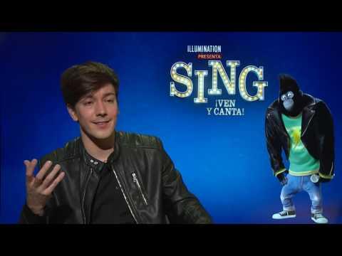 Sing: Ven y Canta - Roger Gonzales nos cuenta su experiencia