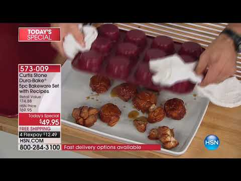HSN | Chef Curtis Stone 11.19.2017 - 06 AM